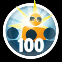 Só é popular de verdade quem consegue chegar aos 100 seguidores. Corre que dá!