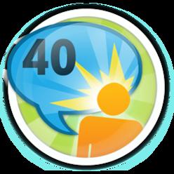 40 avaliações