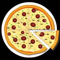 Escreva 5 avaliações de pizzarias e conquiste essa medalha de pizza!