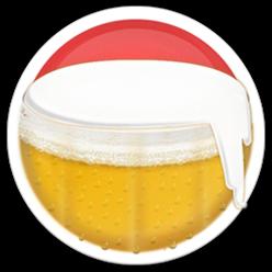Escreva 10 avaliações em bares, choperias, casas noturnas e lojas que vendem bebidas para garantir essa medalha